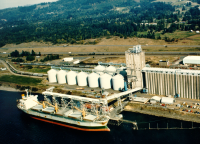 Port Terminal Expansion Kalama