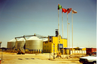 Flour Wheat Handling and Processing Complexes